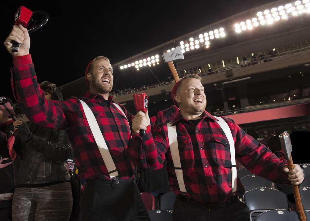 The LumberJoes, CFL Superfans