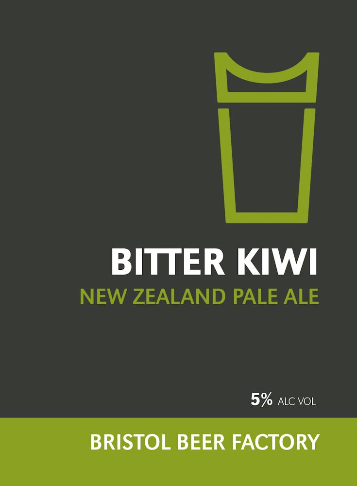 BBF Bitter Kiwi