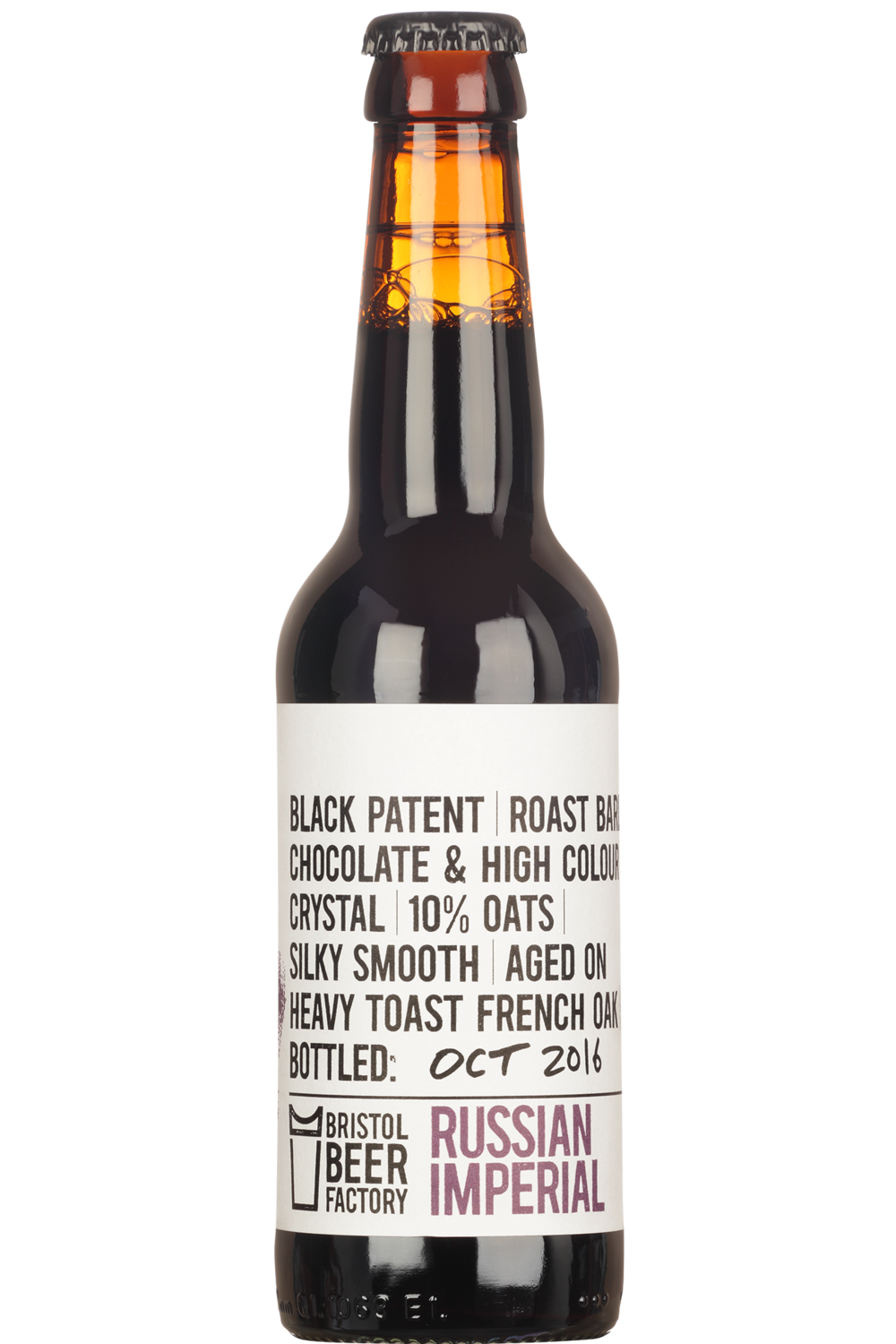 BBF Russian Imperial Stout