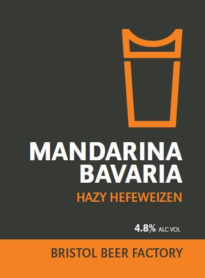 BBF MANDARINA BAVARIA