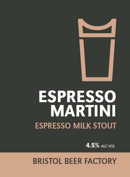 BBF Espresso Martini