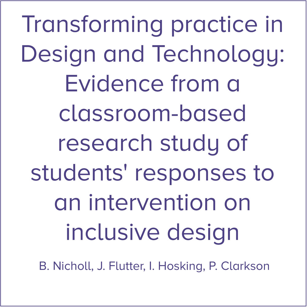 Link: Student Response Study