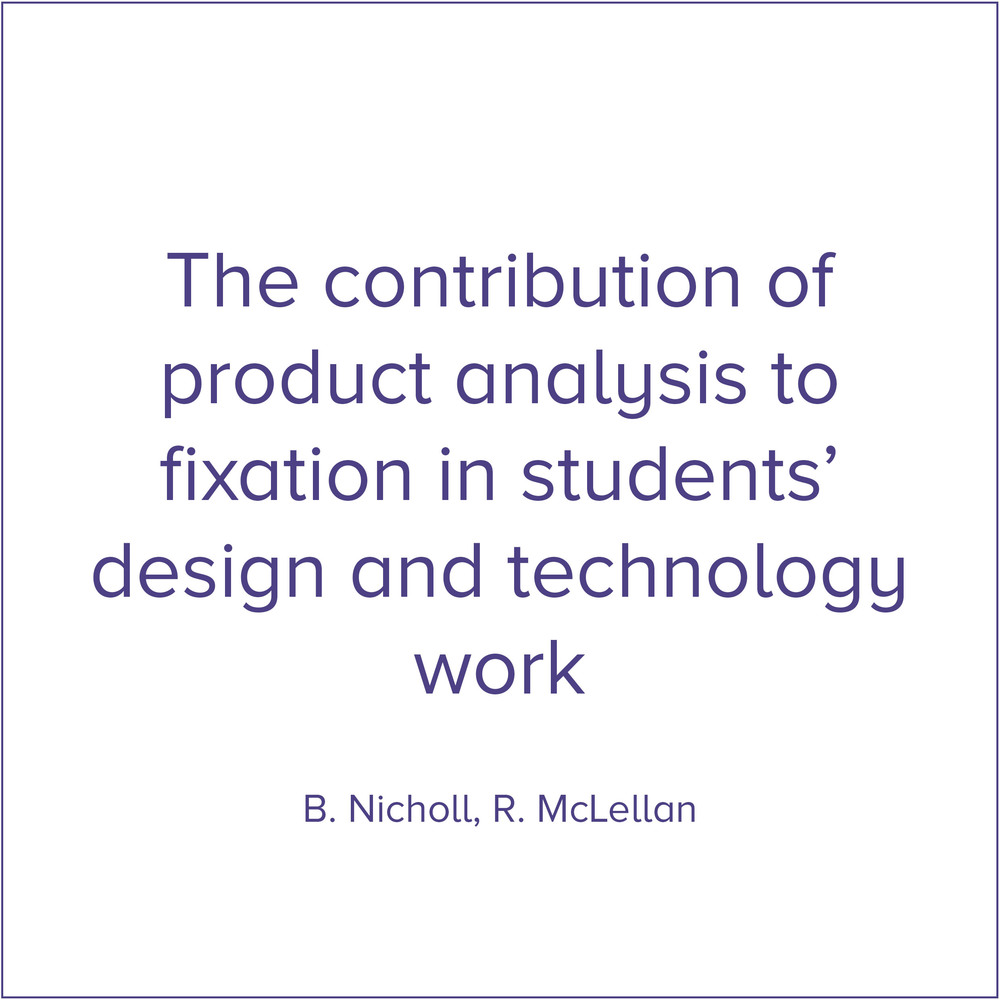 Link:  Product Analysis and Fixation