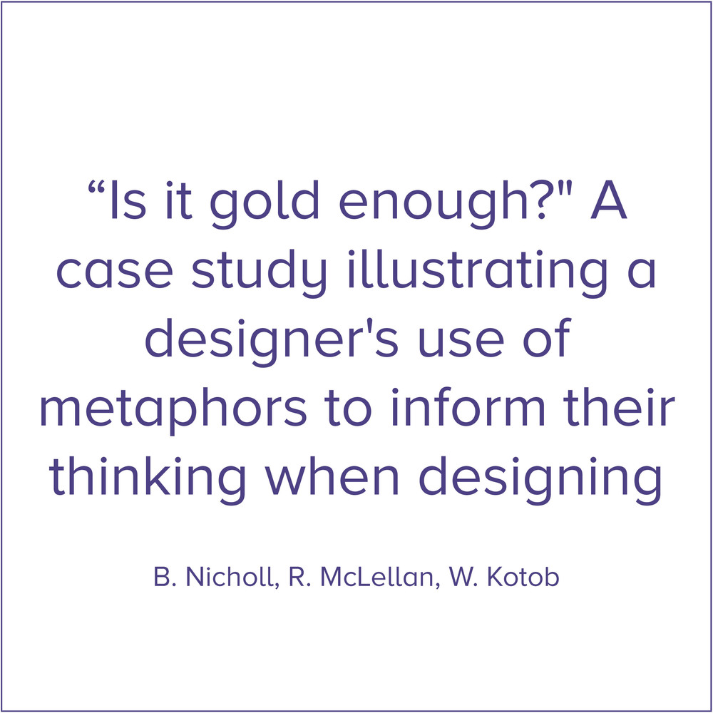 Link: Design Metaphor