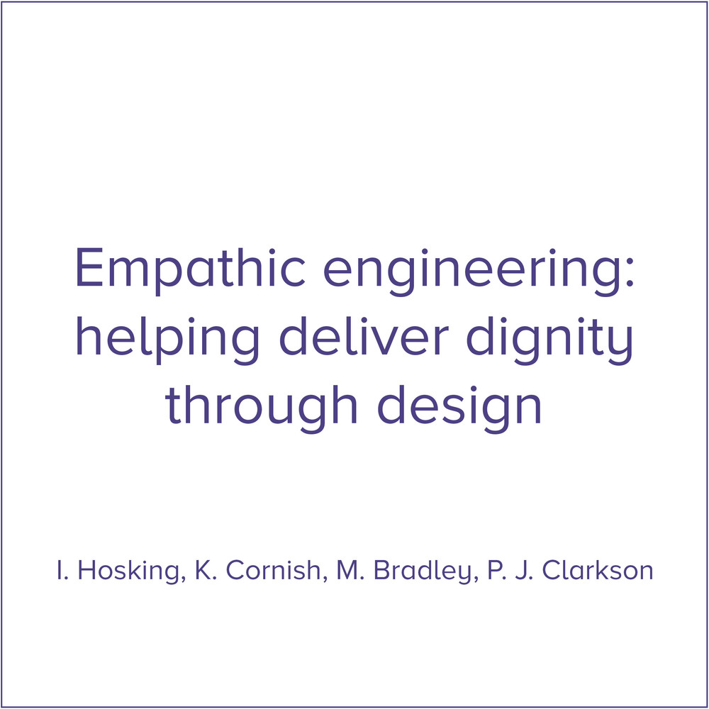 Link:  Empathic Engineering