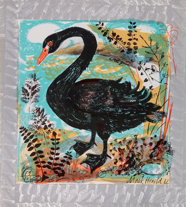 Menagerie Swan