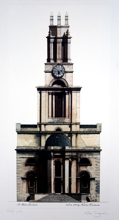 St Anne Limehouse