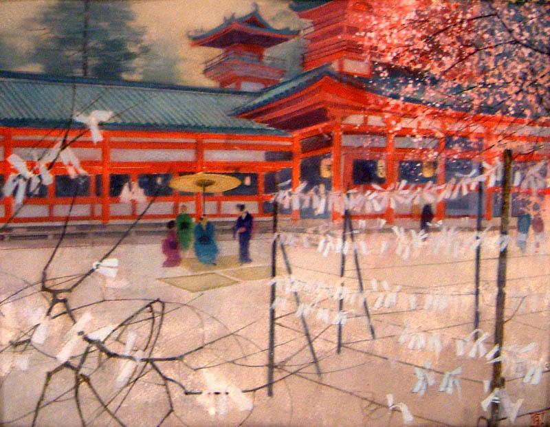 Heian Temple, Kyoto