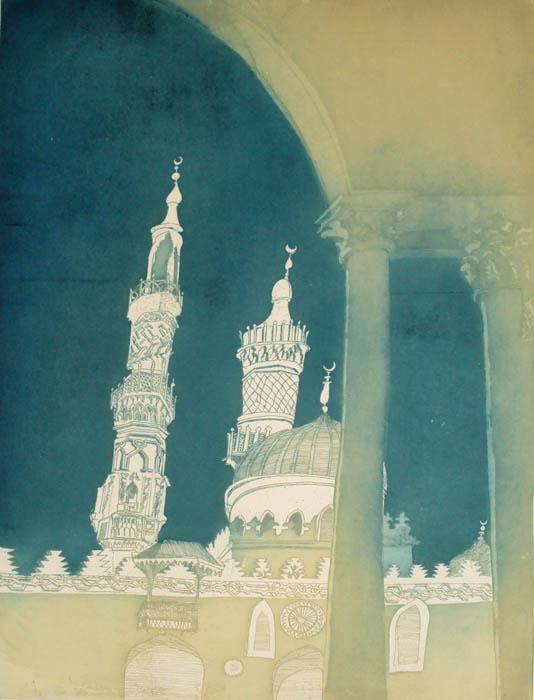 Azar Mosque, Cairo