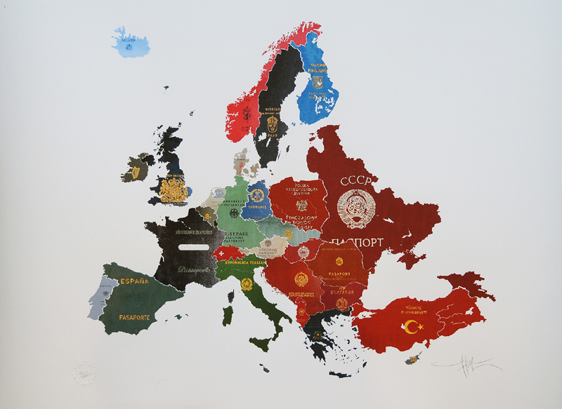 Europe 1960s - Cold War