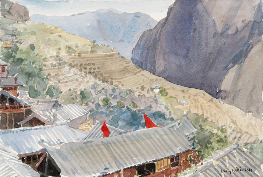 Leaping Tiger Gorge, Yunnan
