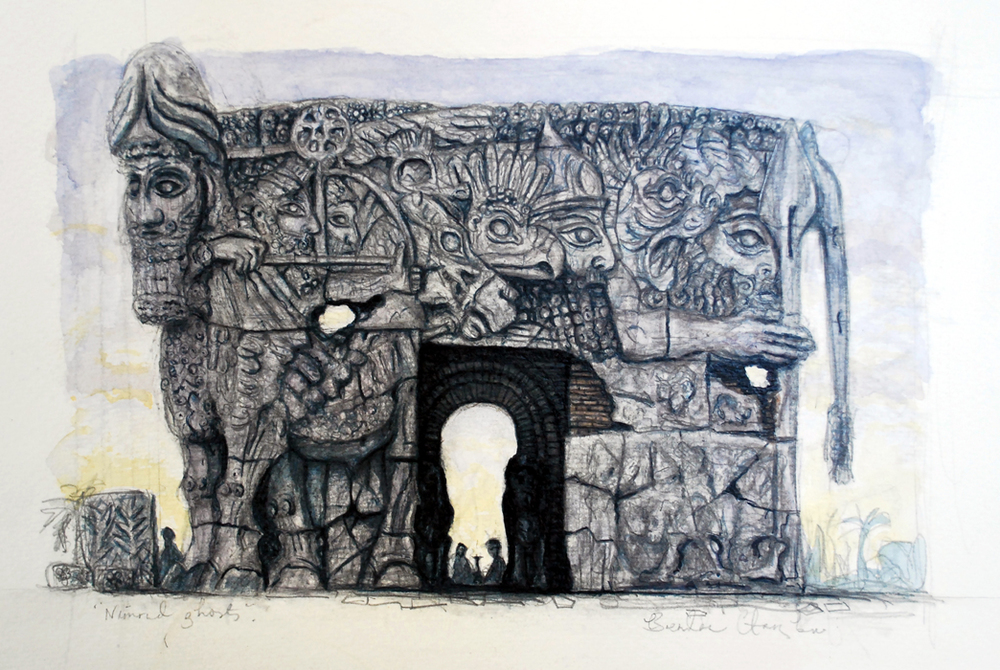Nimrud Ghosts