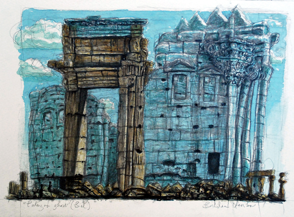 Palmyra Ghost (Baal)