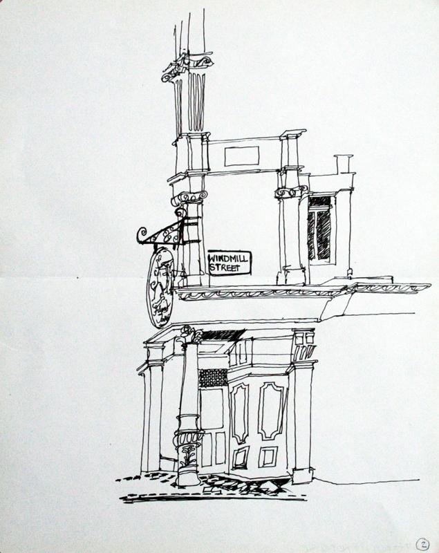 The Fitzroy, Windmill Street