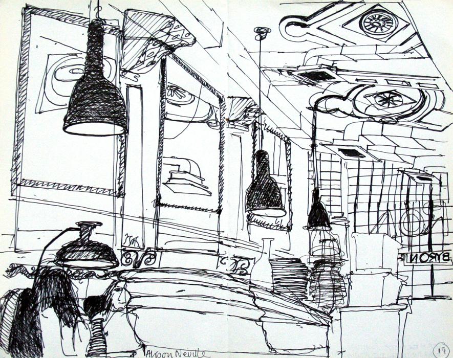 Byron Burger, Rathbone Place