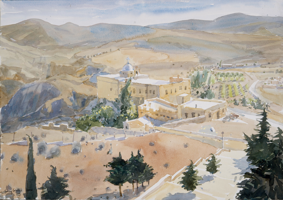 The Monastery, Maaloula, Syria