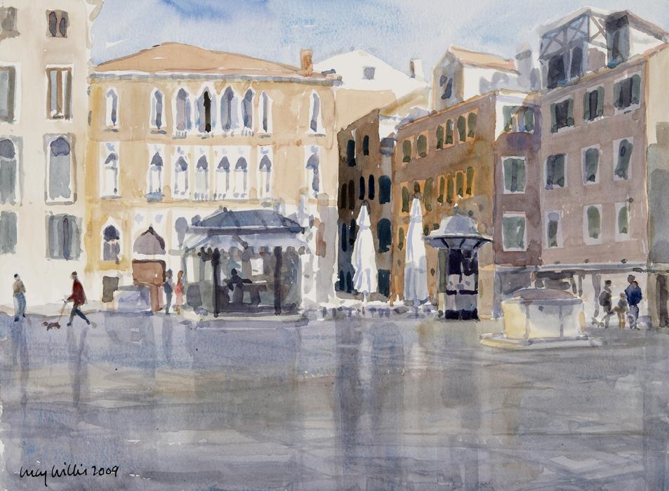 Campo San Angelo, Venice