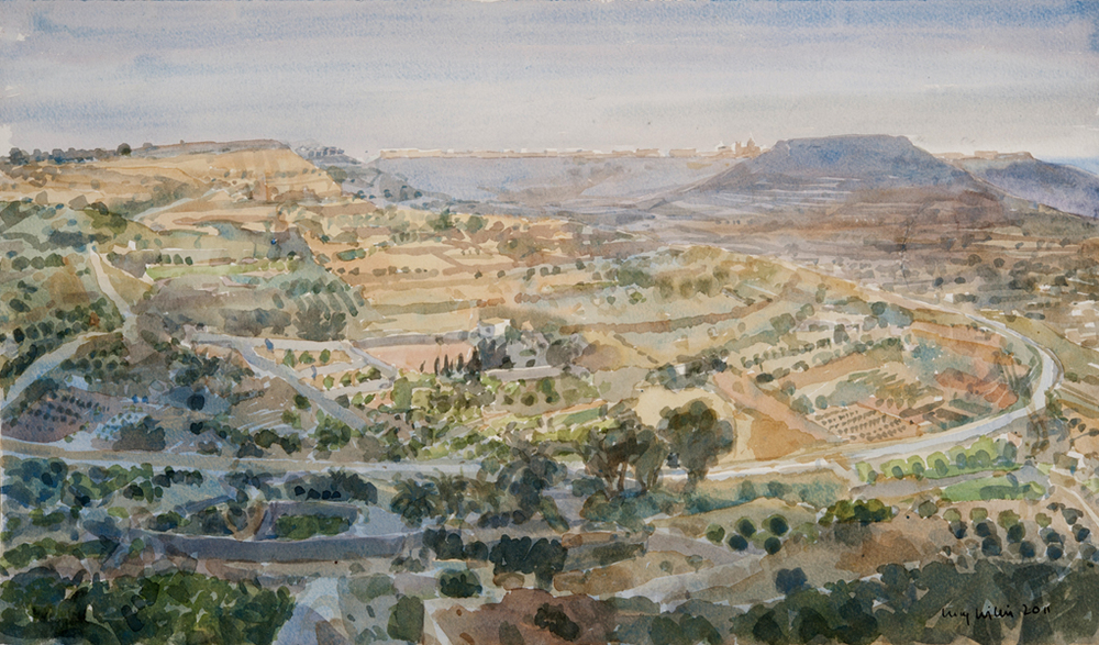 Across the Valley, Gozo