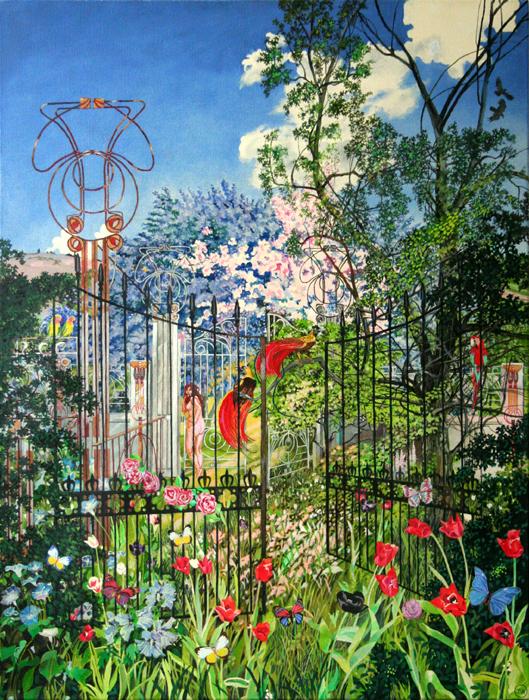 The Gates of Eden