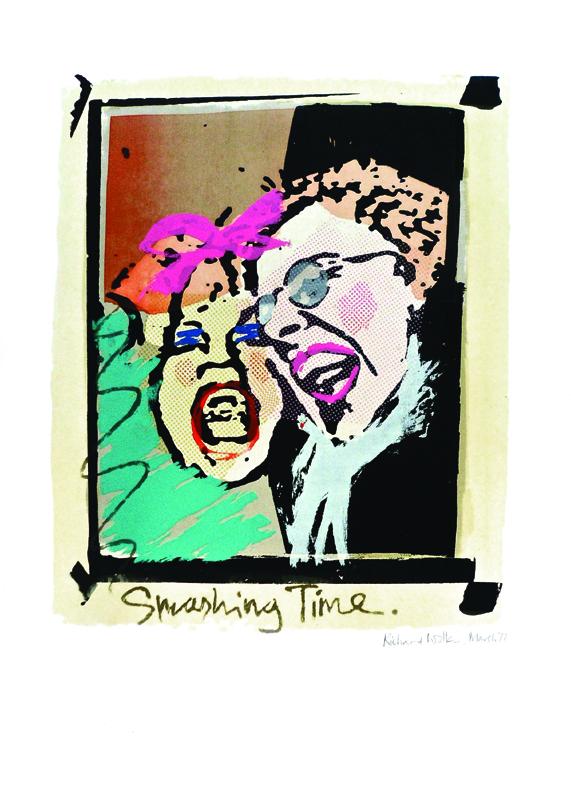 Smashing Time (1977)