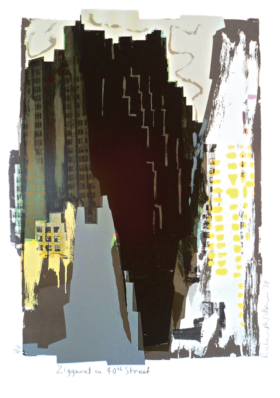 Ziggurat on 40th Street (1978)