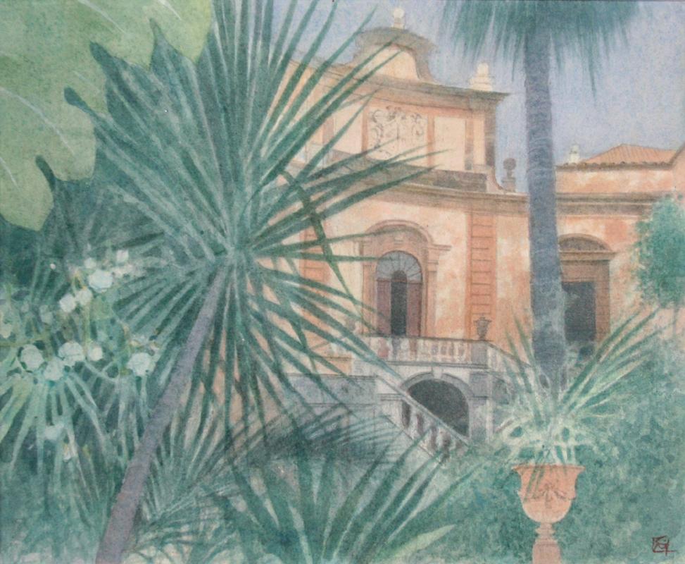 Villa Palagonia - Bagheria, Sicily