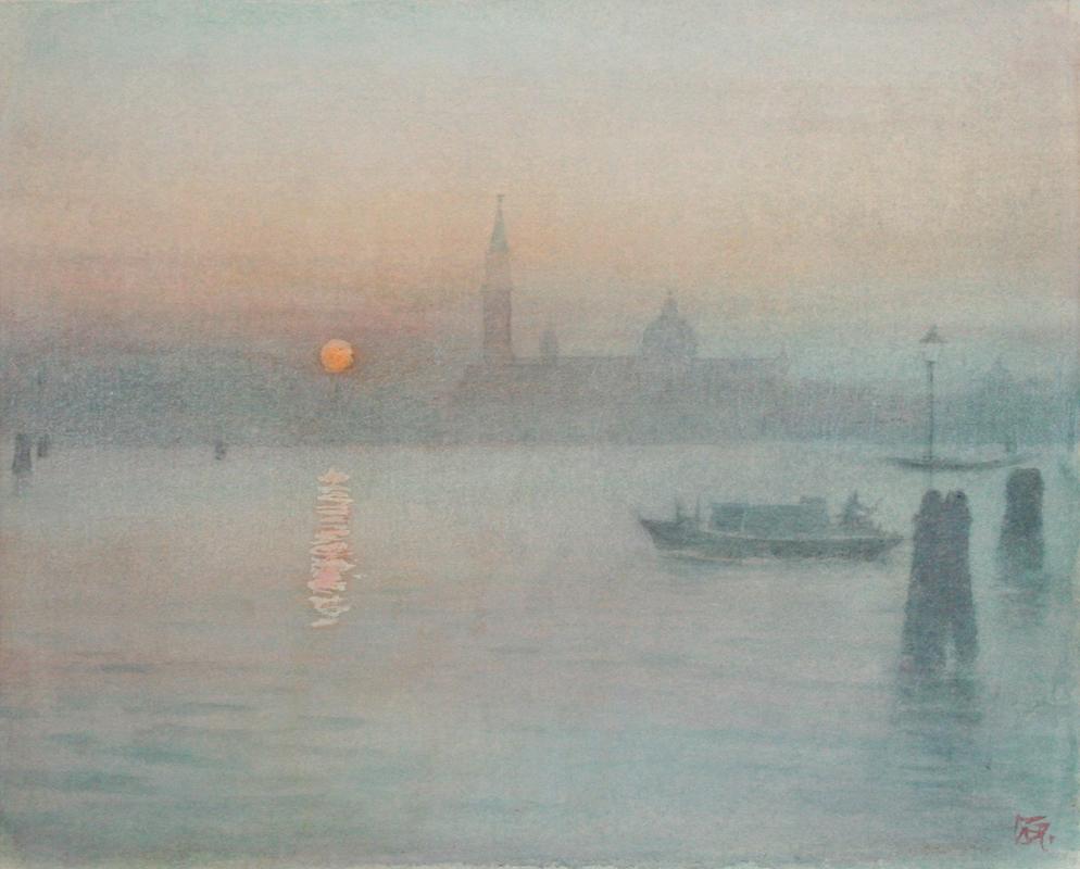 Evening Sun - San Georgio Maggiore, Venice