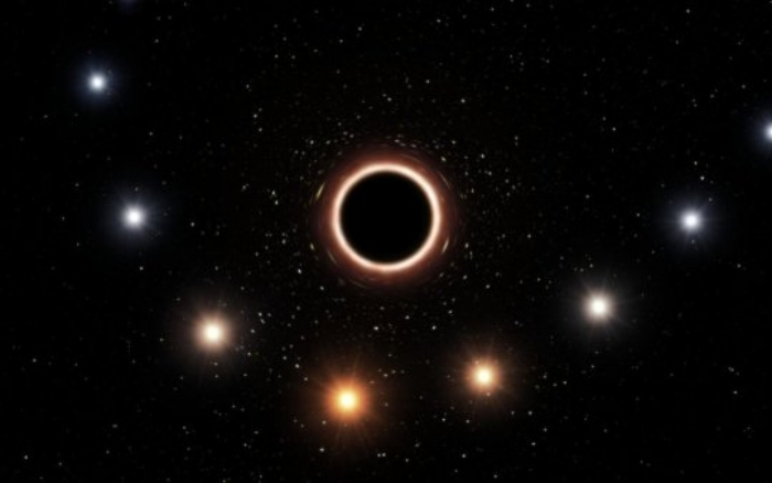 Observations made with ESO's Very Large Telescope have for the first time revealed the effects predicted by Einstein's general relativity on the motion of a star passing through the extreme gravitational field near the supermassive black hole in the center of the Milky Way. This long-sought result represents the climax of a 26-year-long observation campaign using ESO's telescopes in Chile.
