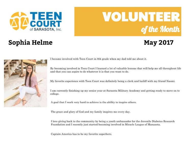 Teen court did lot 5