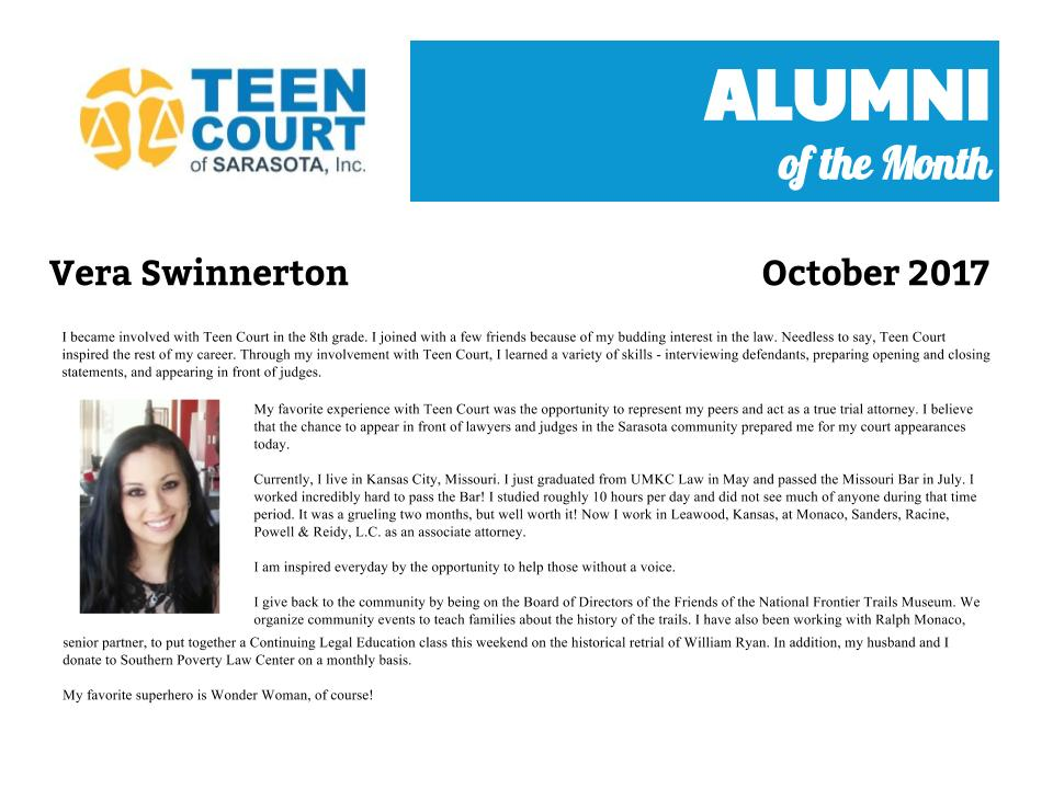 Alumni of the Month - Vera Swinnerton.jpg