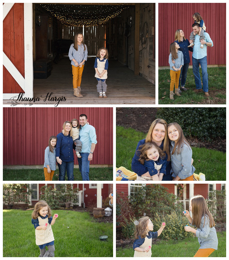 Mini sessions - Saltbox Inn - Cookeville, TN - Shauna Hargis Photography