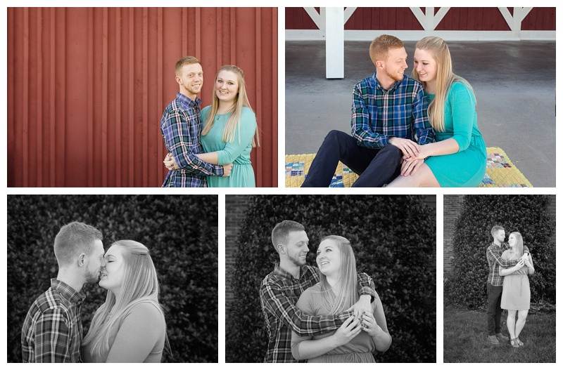 Engagement Pictures - Saltbox Inn - Cookeville TN - Shauna Hargis