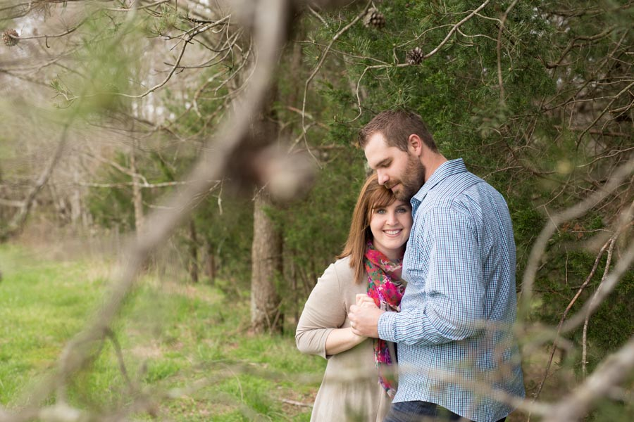 Cookeville Tn Photography - Shauna Hargis - Engagement Photo