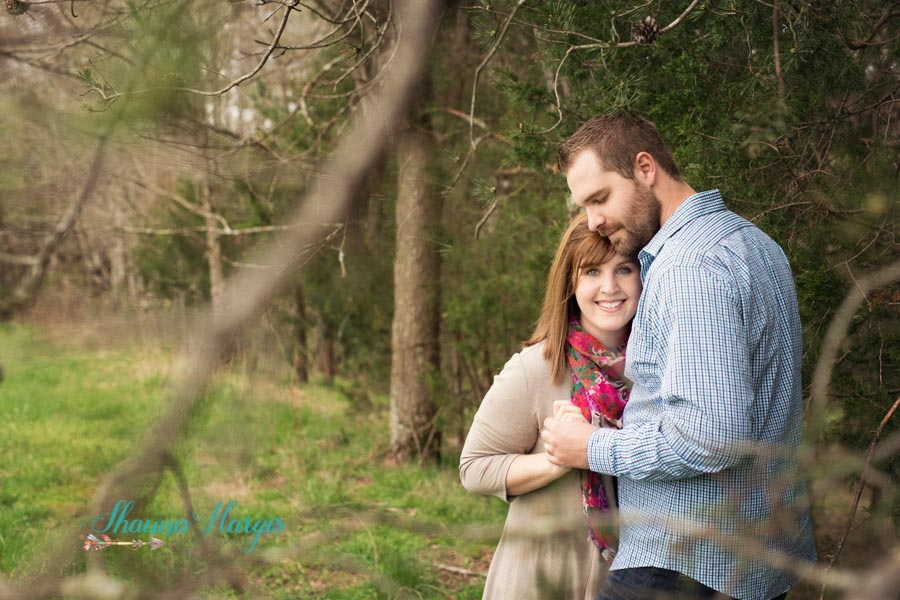 Cookeville TN photography - Shauna Hargis - Engagement photos
