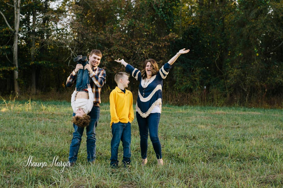 Shauna Hargis Photography - Family Photography - Cookeville TN