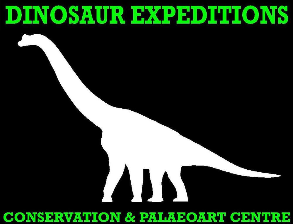 Dinosaur Expeditions Logo 2013