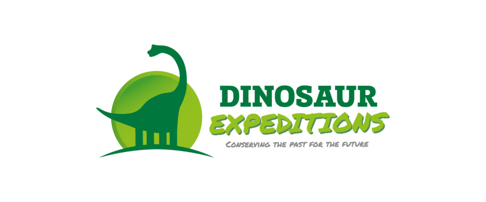 Dinosaur Expeditions Logo 2016