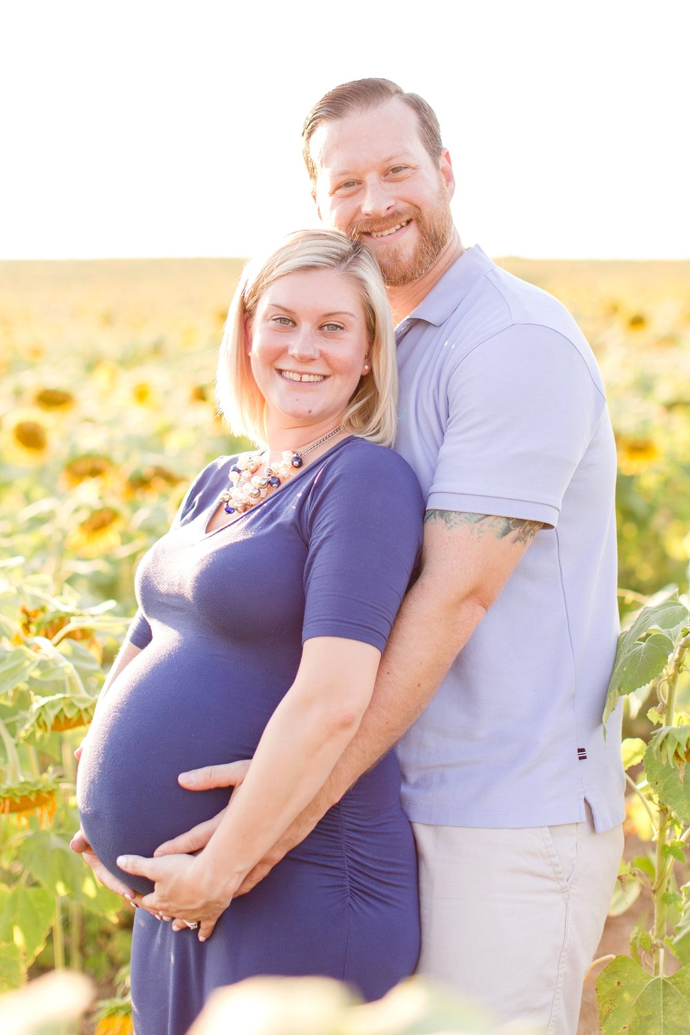 Andrews Family 2016-70_anna grace photography baltimore maryland maternity family photographer sunflower field photo.jpg