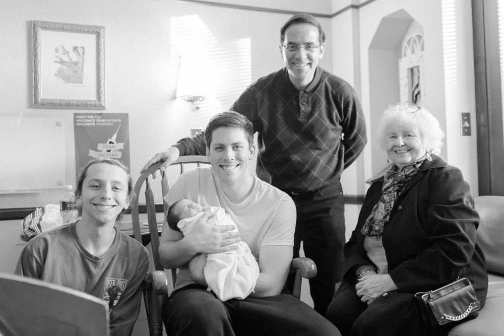 First Paulovkin grandbaby!!