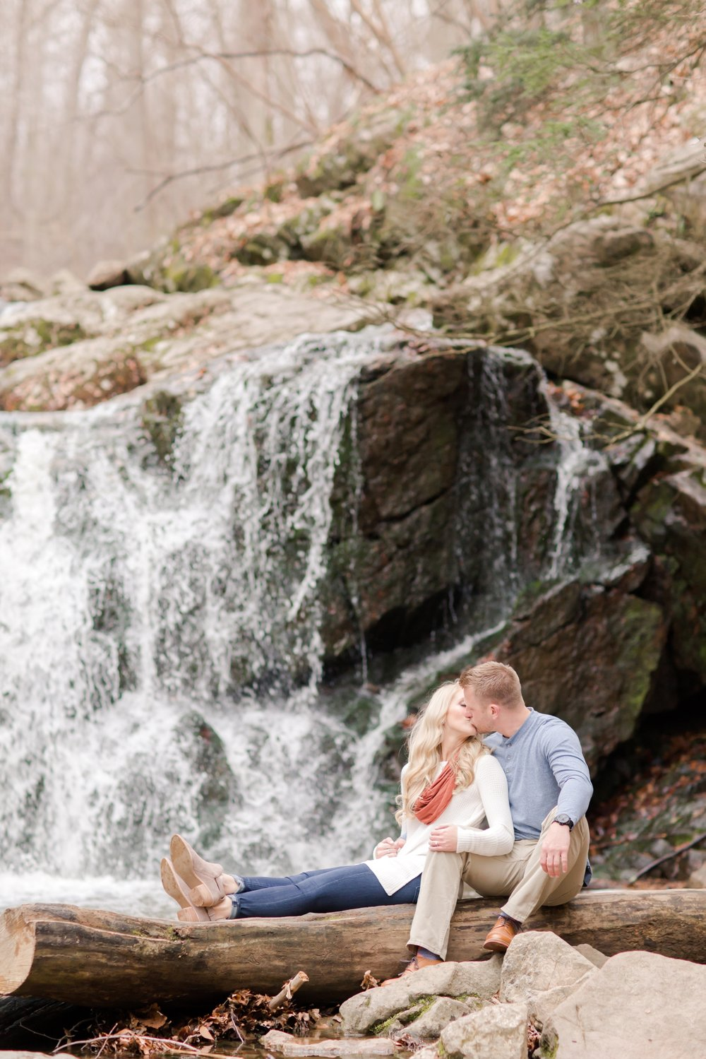 Kristine & Joe Engagement-217_anna grace photography baltimore maryland engagement and wedding photographer patapsco state park engagement photo.jpg