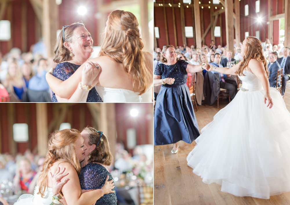 A very special mother/daughter dance.
