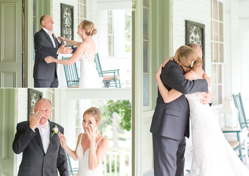 Daddy/daughter First Look gets me every time!