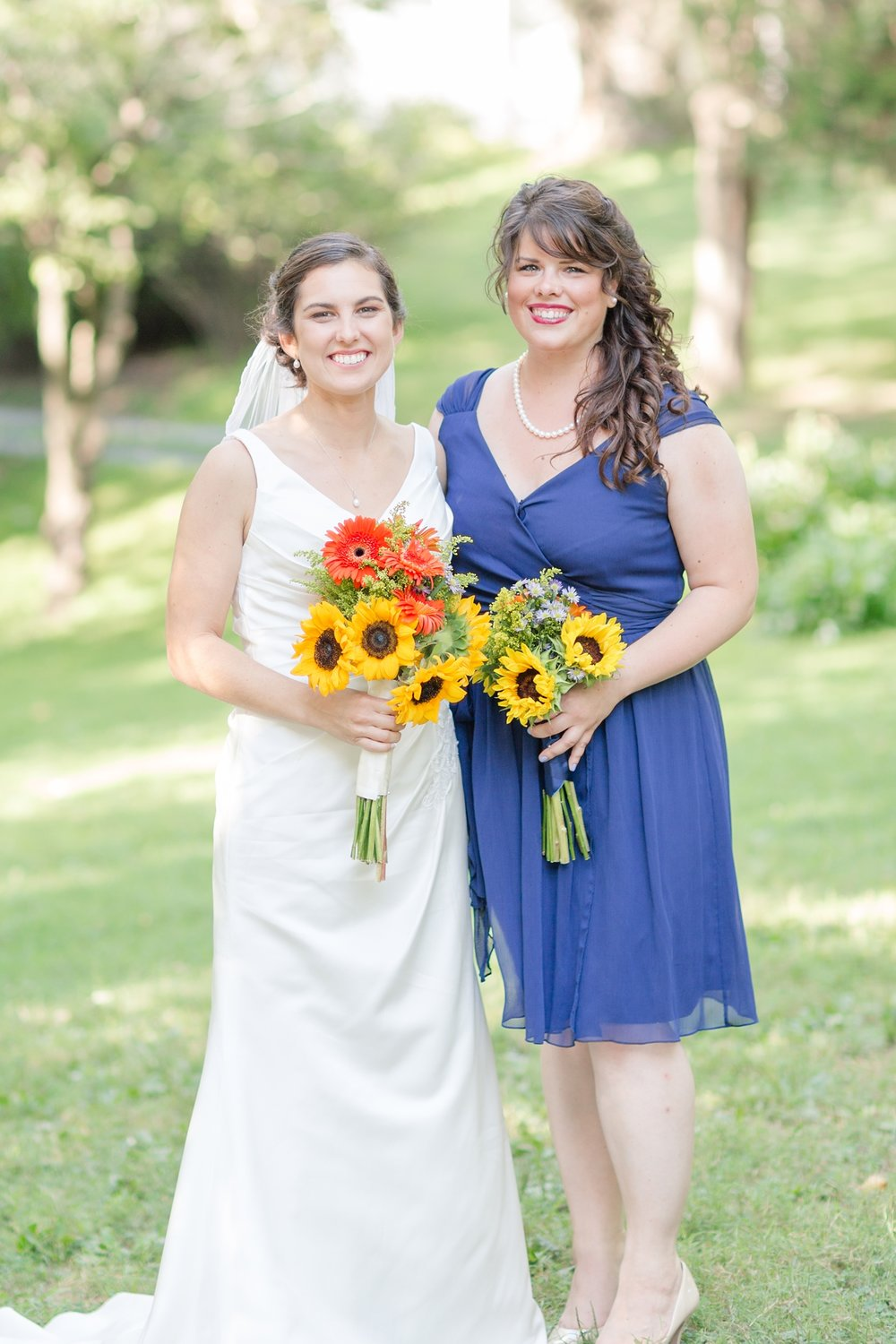 My old roomie Allison was a bridesmaid!! Love you girl!