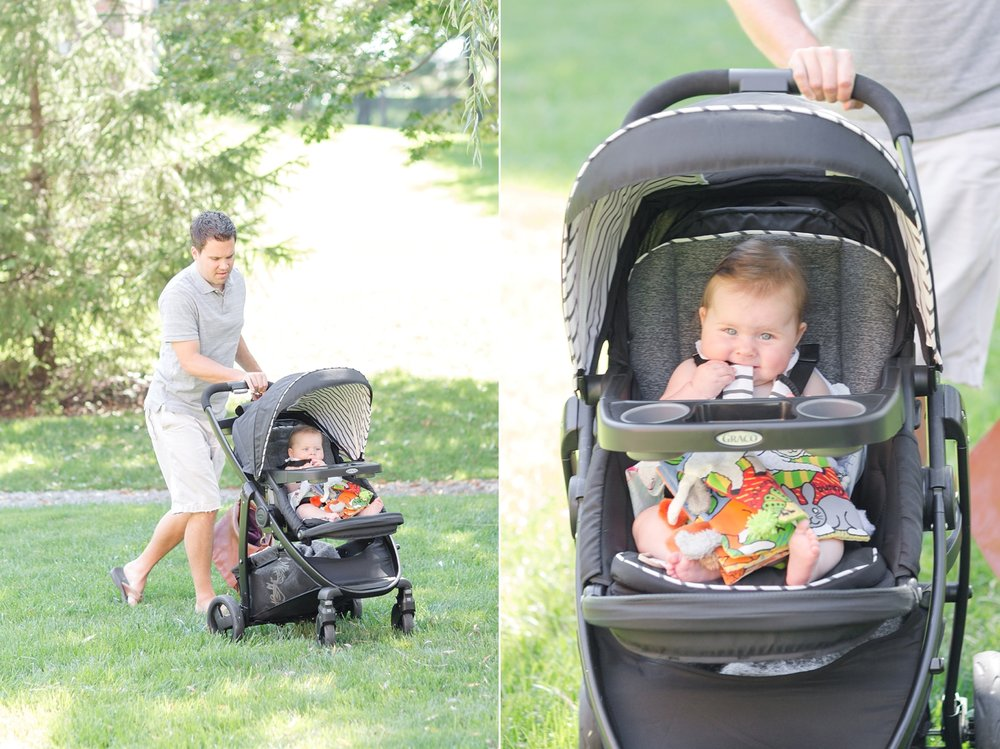Payton was with me during the shoot since Kevin was working so Tyler stepped up for dad duty haha!! Thanks for carrying my stuff and pushing my baby Tyler!
