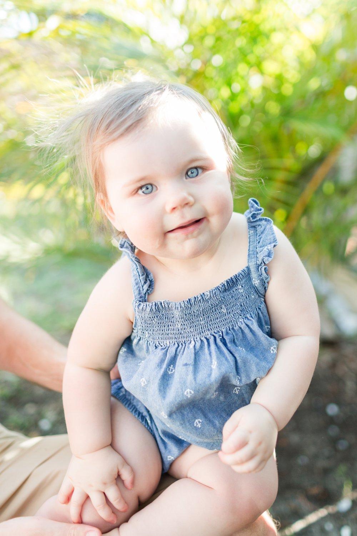 Blue-eyed sweetheart