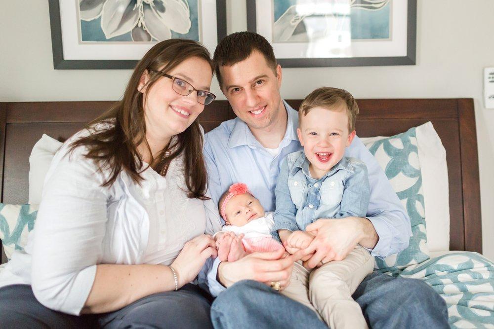 Sweet family!