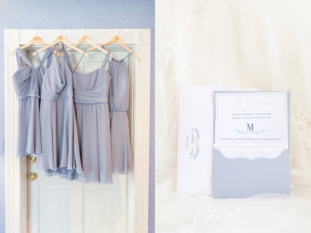 Love this bridesmaid dress color!