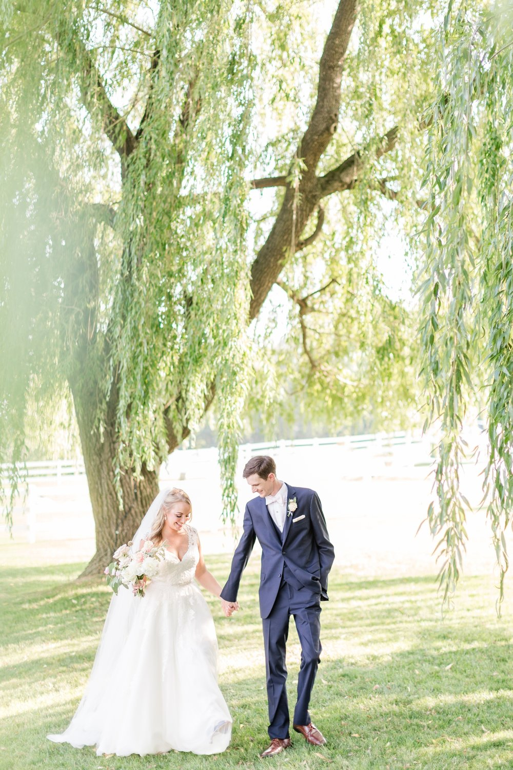 I can't get enough of these willow trees!