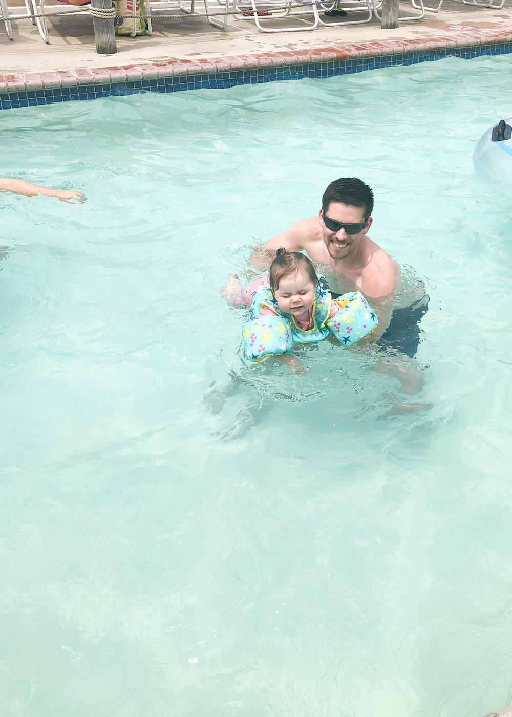 Such a fun day at the   Chesapeake Beach Waterpark  !