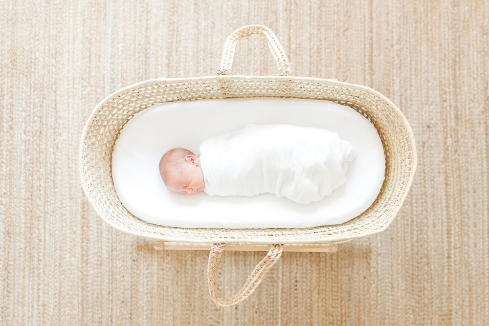 Love this Moses basket!